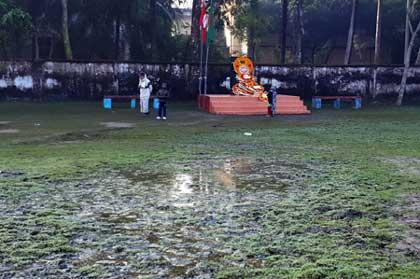 সাতক্ষীরা ৩ ও ৪ আসনের এম.পি'কে কালিগঞ্জে মুক্তিযোদ্ধা সংসদের বয়কট